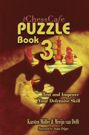 ChessCafe Puzzle Book, No. 3: Test and Improve Your Defensive Skill!