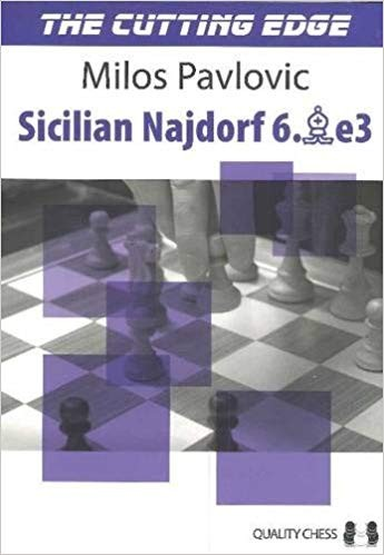 The Cutting Edge 2: Sicilian Najdorf 6.Be3