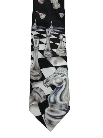 Chess Tie Space