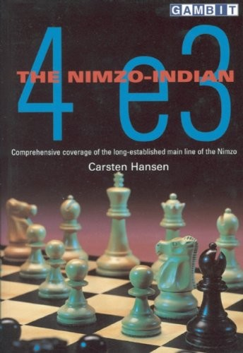 The Nimzo-Indian: 4 e3
