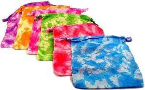 Tie Dye Chess Bag - Color Choice