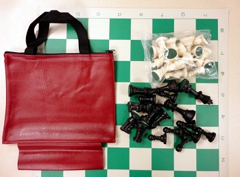 Bag w/ Loop Combo - Bag / Board / Chess Set