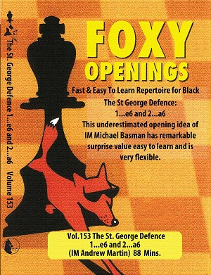 Foxy DVD Vol 153  The St. George Defense