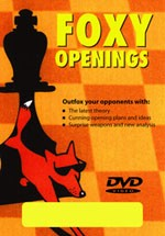Foxy Volume 10: Beating the King's Indian  Chess DVD