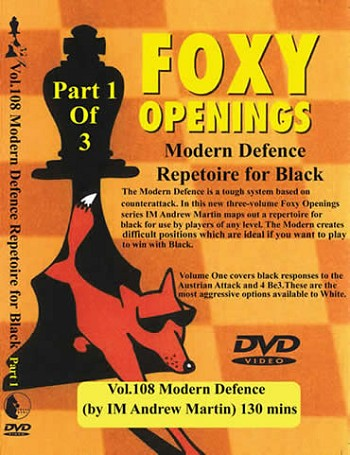 Foxy Vol.108 Part 1 Modern Defence 130 Minutes