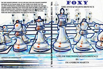 Foxy Vol.118 The 2 Knights Defence