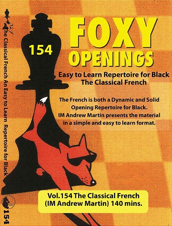 Foxy Vol.154 The Classical French