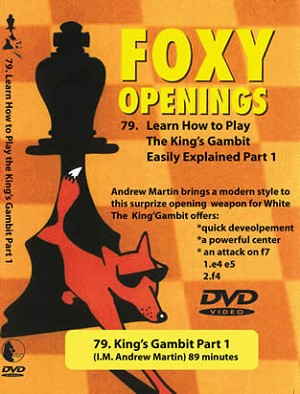 Foxy Openings 79 King's Gambit Part 1