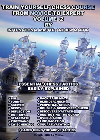 Foxy Vol 85 Part 2 of 5 Train Yourself Chess Course