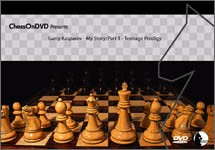 "Gary Kasparov ""My Story"" 5 Volume DVD Collection"