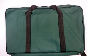 Large Canvas Chess Bag 23 1/2 x 13 1/2 x 2 Inches