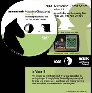 Roman's Lab 19: Dominating Your Chess Game w/ Pawn Structures