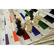 Club Special Chess Set w/ Vinyl Board