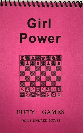 Girl Power Pink Softcover Scorebook