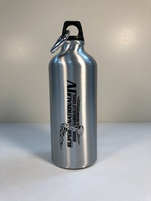 Chess Tournament  (22 oz) Alum. Water Bottle