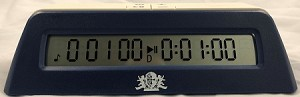 Basic Digital Chess Clock with delay